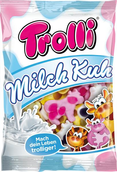 Жев. мармелад Trolli Коровки Milky cow 100 гр.