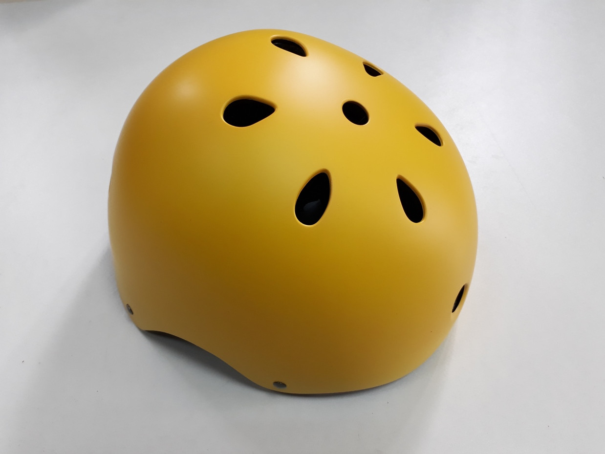 Велосипедный шлем Bmx. Бренд Ventura. Smile. Немецкое качество.
