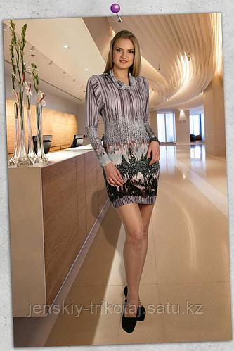 Собственное производство Платье женское джерси 2.20