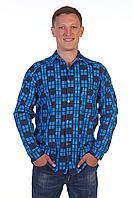 Собственное производство Рубашка фланелевая 9.06-М