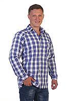 Собственное производство Рубашка «Шотландка» 9.07-М
