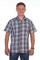 Собственное производство Рубашка «Шотландка» 9.08-М