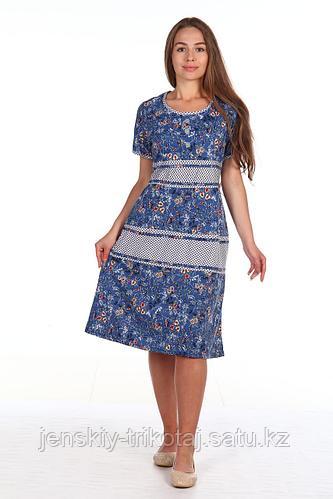 Собственное производство Платье женское кулирка 2.101-В