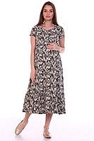 Собственное производство Платье женское 8.109 хаки