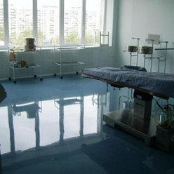 Полы для медицинский учреждений