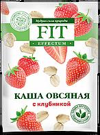"""Каша овсяная  """"Клубника"""" Fit Effectum"""