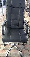 Кресло кожаное Деко