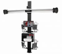 3D стенд регулировки углов установки колес, JOHN BEAN модель V2100 TILT
