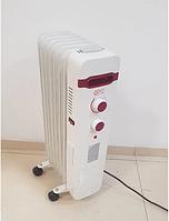 Обогреватель масляный GIPFEL 7секций 2500W termostat+вентилятор