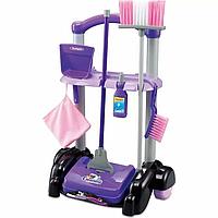 Игровой набор тележка для уборки My Cleaning Tool