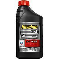 Масло 2-тактное минеральное Chevron Havoline TC-W3, 0.946 л 221896161