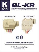 Контроллер для автополива K Rain BL-KR на 1 станцию, фото 1