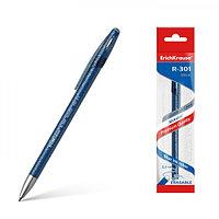 Ручка гелевая «Пиши-стирай» Erich Krause R-301 Magic Gel, узел 0.5 мм, чернила синие стираемые, длина письма 200 метров, 1 штука, в пакете с