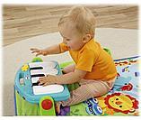 Коврик развивающий (пианино) Lorelli Toys голубой, фото 2