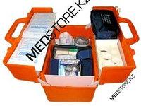 Набор изделий и инструментов фельдшерский для медицинской помощи на дому НИИ-ФП-«Кмт» (в кожзам укладке)