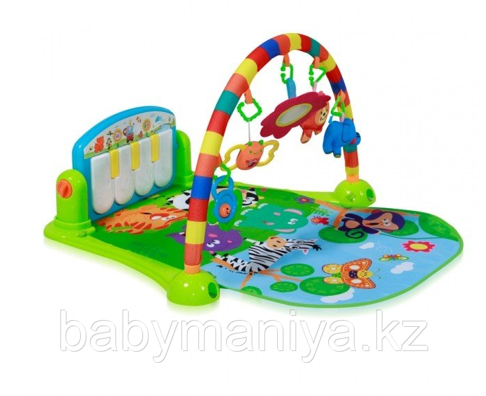 Коврик развивающий (пианино) Lorelli Toys голубой
