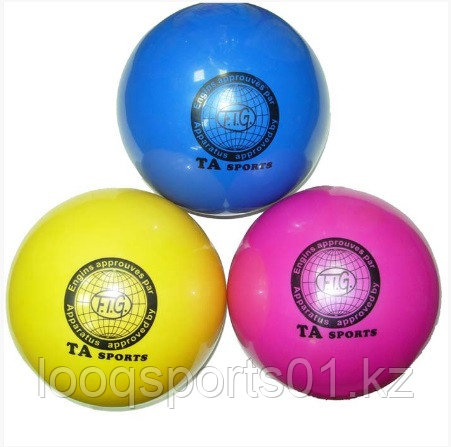 Мяч для художественной гимнастики 15см