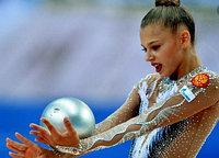 Мяч для художественной гимнастики 20 см