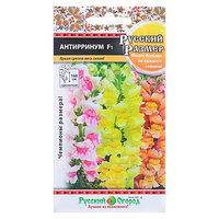 Семена цветов Антирринум F1 серия Русский Размер, смесь, О, 15 шт (комплект из 10 шт.)