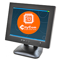 """Монитор 12.1"""" TVS LT-12R91, Black, POS monitor, LED"""
