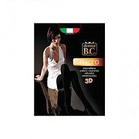 Micro 120 3D колготки,Donna BC nero 1/2-S/M