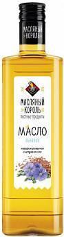 Льняное масло 350 грамм