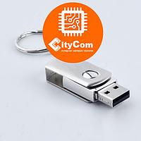 USB Флеш 32GB 2.0 Kingston 32GB металл брелок флешка Арт.2562