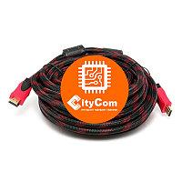 Интерфейсный кабель HDMI для телевизора, проектора, PlayStation, Right Cable, 10 метров, 1.4V, BOX Арт.4283