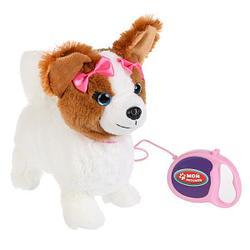 My Friends. Интерактивная игрушка - Щенок Джулия, на поводке. 23 см.