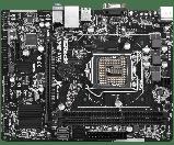 Материнская плата Motherboard 1150 ASRock H81M-VG4 LGA1150 iH81 2xDDR3 2xSATA3 2xSATA2  1x, фото 3