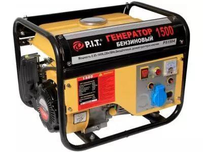 Бензиновый генератор  P.IT.  1,2  кВт