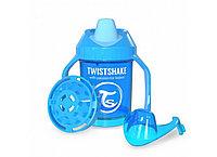 Поильник Twistshake mini cup голубой