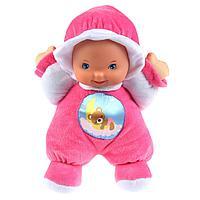 Карапуз Мягкая игрушка Кукла Сонечка для сладких снов, 32 см, 5 колыбельных