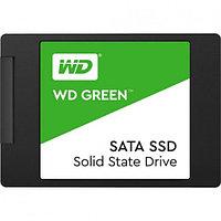 "SSD накопитель 120 Gb Western Digital Green, 2.5"", SATA III Б.у."