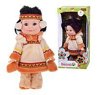 """Весна Кукла """"Веснушка"""" Северянка, 27 см"""