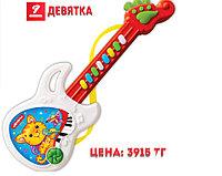 Игрушка «Веселая гитара»