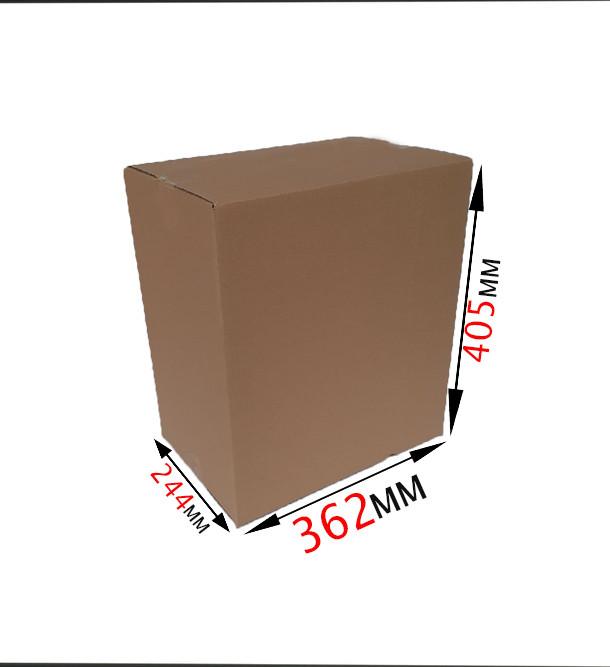 Средняя коробка 362 x 244 x 405 - фото 1