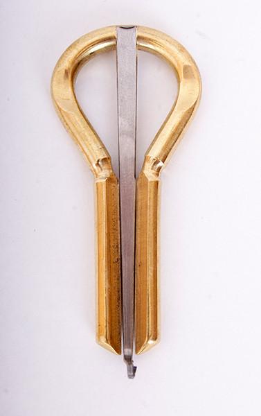 Варган алтайский, малый, светлое покрытие, Мастерская Поткина VPM2
