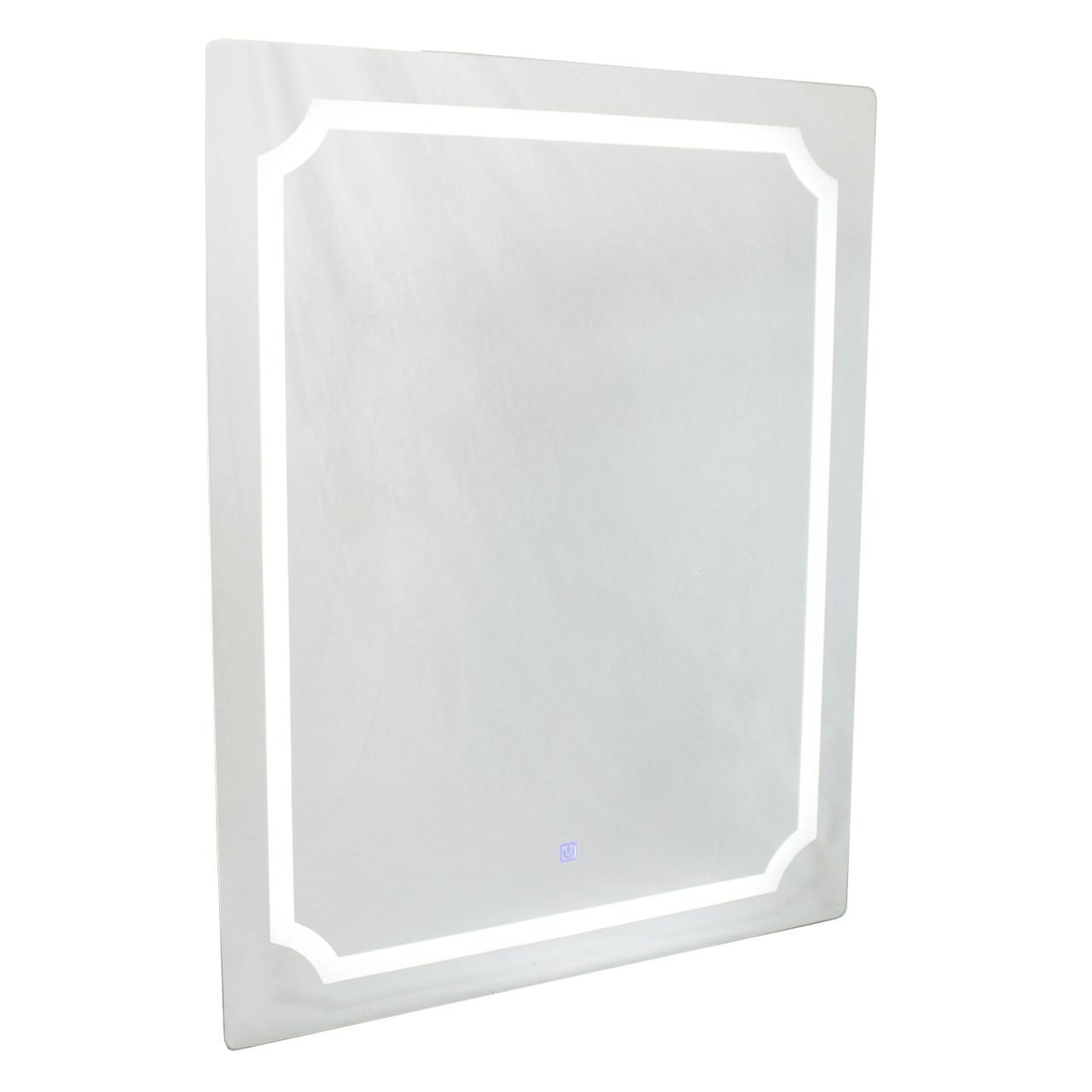 LED зеркало (внутренняя подсветка) 100х80