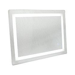 LED112A зеркало 100х80 (внутренняя подсветка)