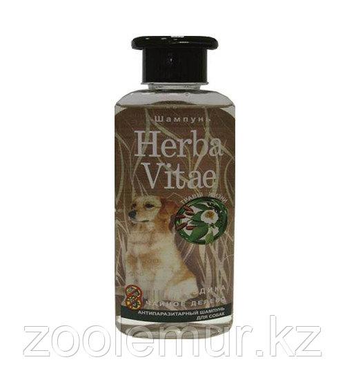 «Herba Vitae» антипаразитарный шампунь для собак 250 мл.
