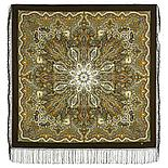 Павлопосадский платок Сказочница 1763-7 (135х135 см), фото 5