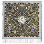 Павлопосадский платок Сказочница 1763-7 (135х135 см), фото 3