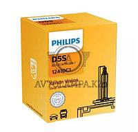 12410C1 D5S Philips Xenon Vision Штатная ксеноновая лампа