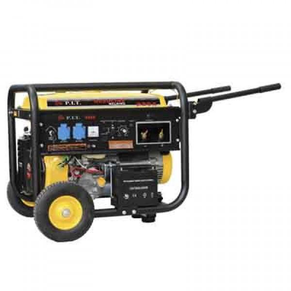 Бензиновый генератор  P.IT. 8.5 кВт  +  Сварочный аппарат 300А