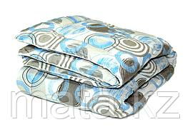 Одеяло синтепоновое двухспальное, ткань верха 100% хлопок