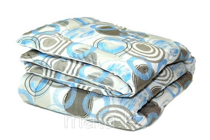 Одеяло синтепоновое двухспальное, ткань верха 100% хлопок, фото 2