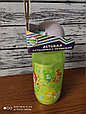 Детская бутылочка с трубочкой спорт Фиксики спорт, фото 8