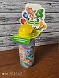 Детская бутылочка с трубочкой герои фиксики, фото 2