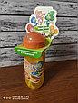 Детская бутылочка с трубочкой герои фиксики, фото 3